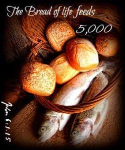 The Bread of Life Feeds 5000